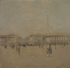 Place de la Concorde no. II