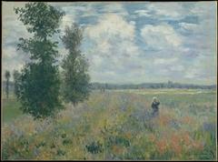 Poppy Fields near Argenteuil (1875)