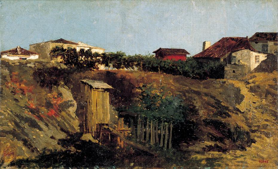 Portici Landscape
