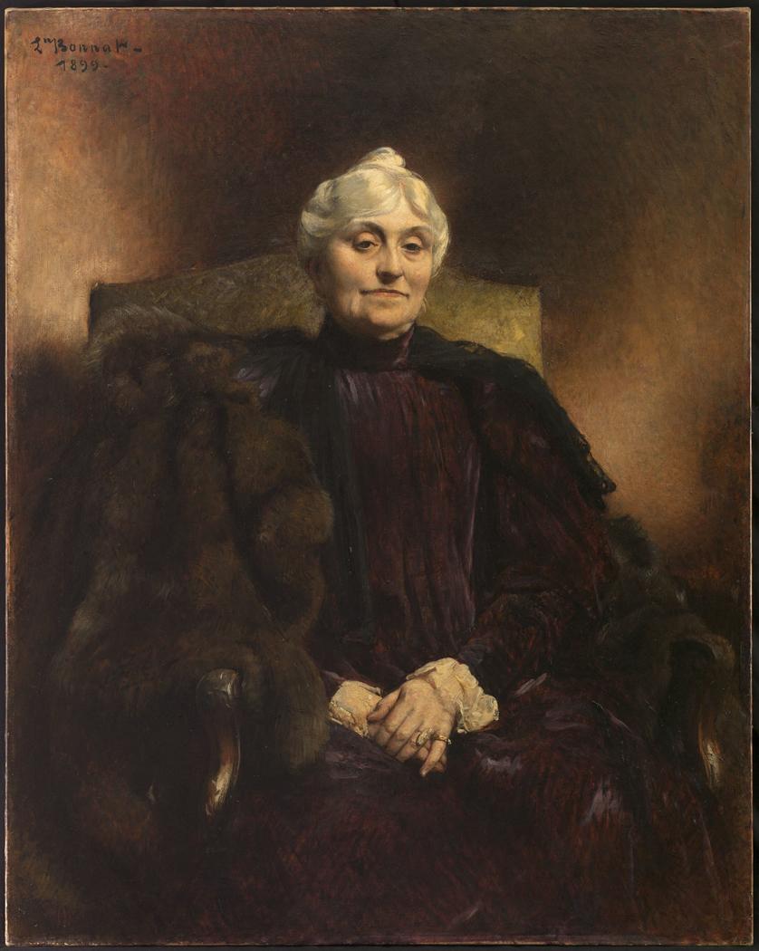 Portrait de Madame Dubernet