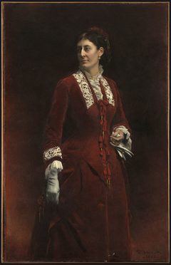 Portrait de Madame Georges Ehrler