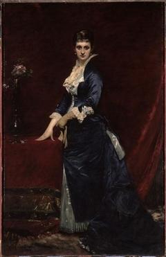 Portrait de Madame Georges Petit