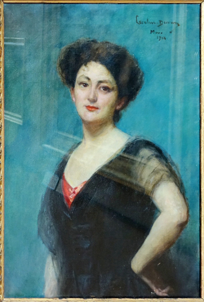 Portrait de Madame Seligmann Alphandéry née Adèle-Michel Levy