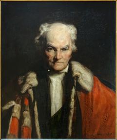 Portrait de Thomas, neuvième comte de Kellie
