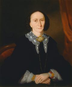 Portrait of a woman (Elizabeth Collins)