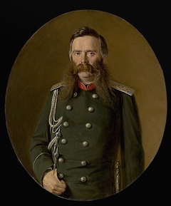 Portrait of Adjutant-General Count Alexei Bobrinskiy