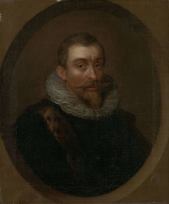 Portrait of Aernout van Citters, Lord of Gapinge