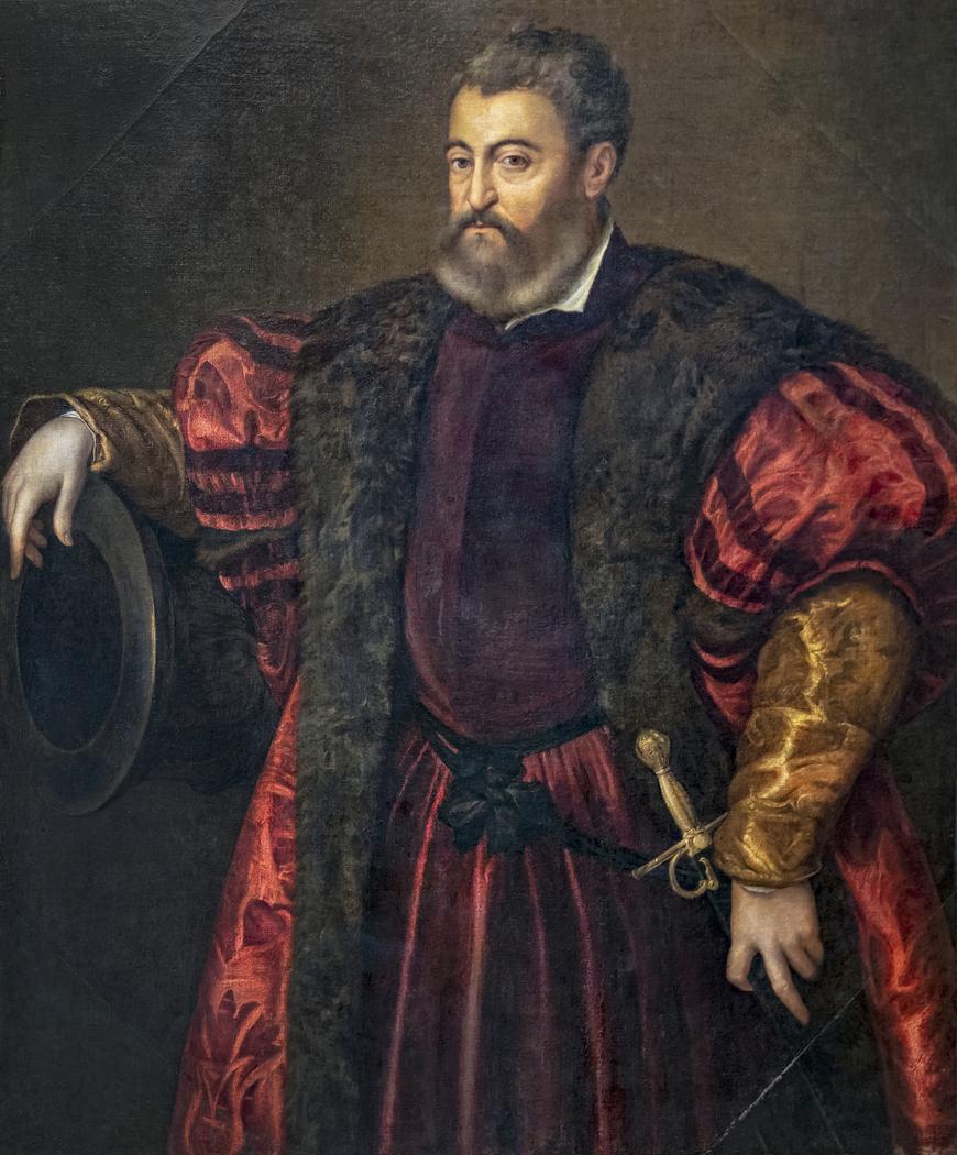 Portrait of Alfonso d'Este