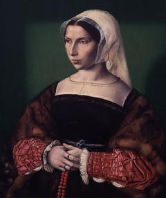 Portrait of Anne Stafford