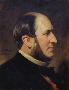 Portrait of Baron Georges-Eugène Haussmann