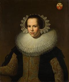Portrait of Bregitta Spiegel (1606-1668)