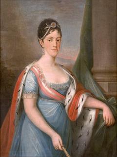 Portrait of D. Carlota Joaquina