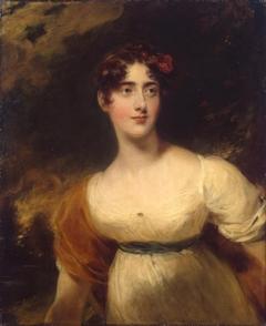 Portrait of Emily Harriet Wellesley-Pole (Lady Raglan) (1792-1881)