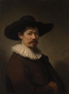 Portrait of Herman Doomer