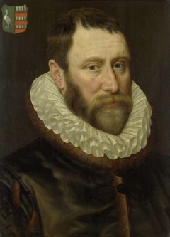 Portrait of Jacob Bas Claesz (1536-1589)