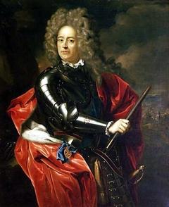 Portrait of John Churchill Duke of Marlborough (1650-1722)