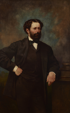 Portrait of Józef Potocki