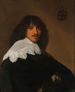 Portrait of Mattheus Stilte