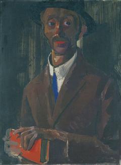 Portrait of Ödön Miklósi