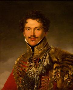 Portrait of P.P. Lachinov