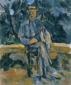 Portrait of Peasant