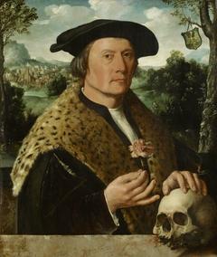 Portrait of Pompeius Occo