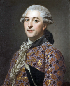 Portrait of Prince Vladimir Golitsyn Borisovtj