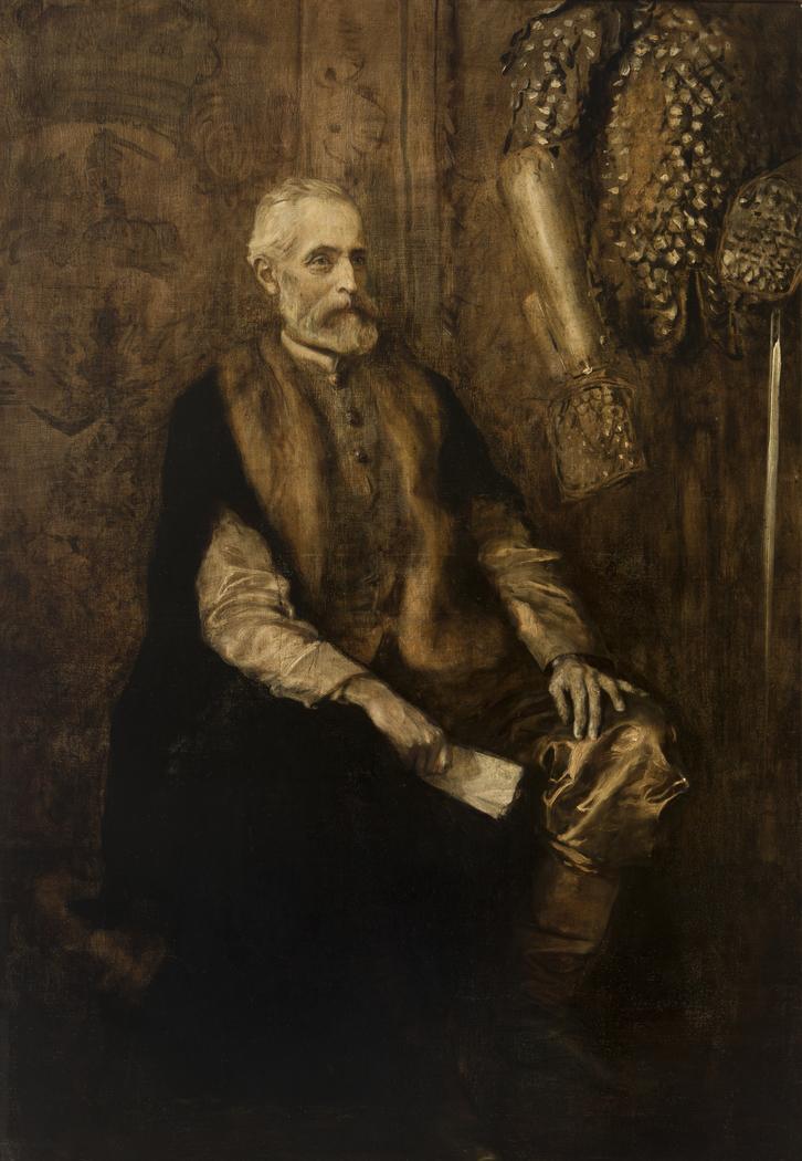 Portrait of Prince Władysław Czartoryski (1828–1894)