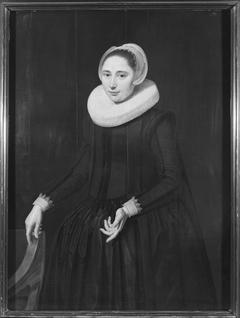 Portrait of Renske Fortuyn (1588- )