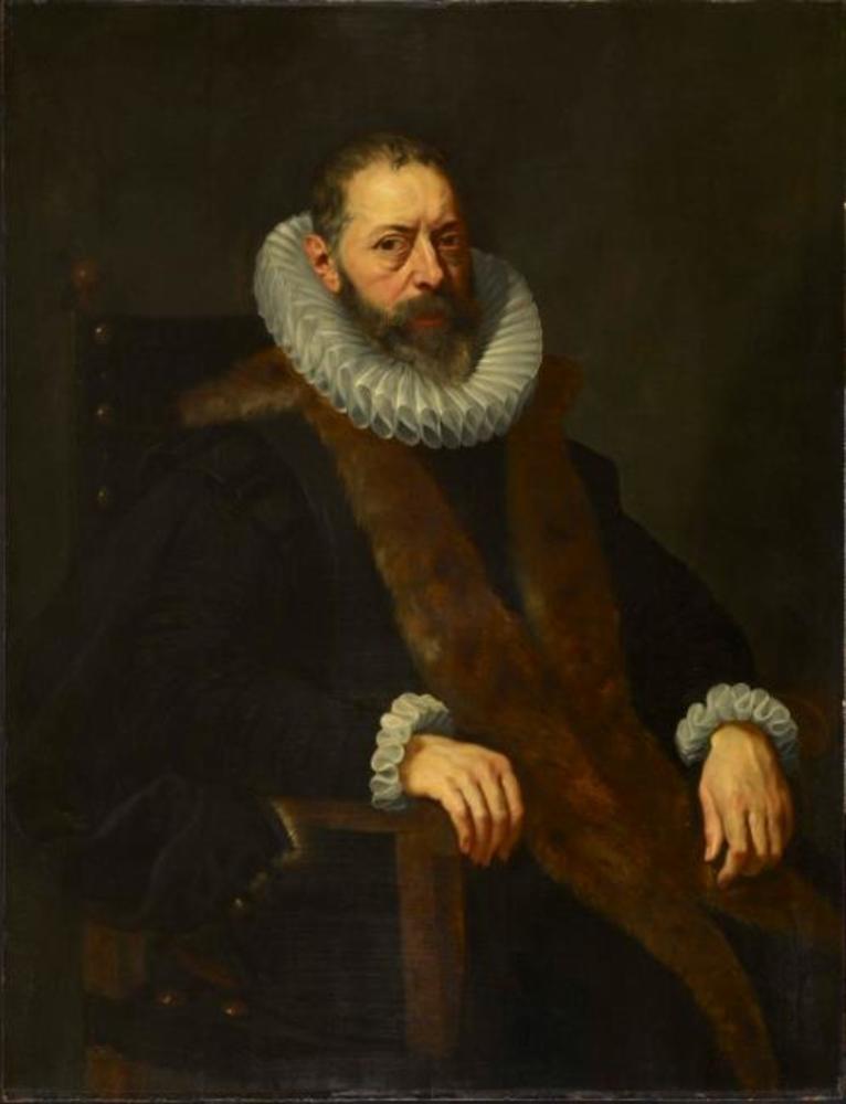 Portrait of Rogier Clarisse