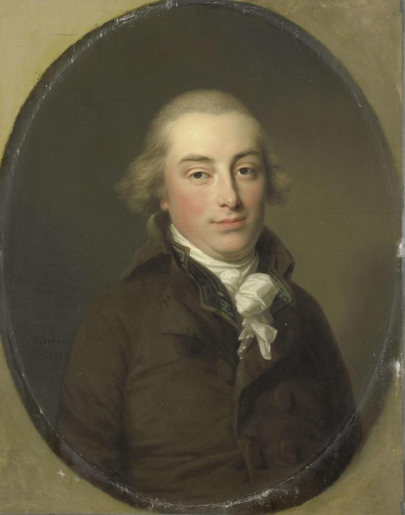 Portrait of Salomon Rendorp, Brewer in Amsterdam