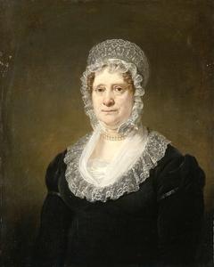 Portrait of Sara de Haan, Widow of the Amsterdam Underwriter Cornelis Hartsen