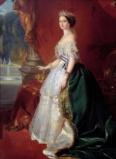 Portrait of the Empress Eugénie (1826-1920)