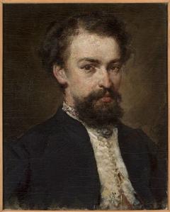 Portrait of Włodzimierz de Rosenwerth Rużycki