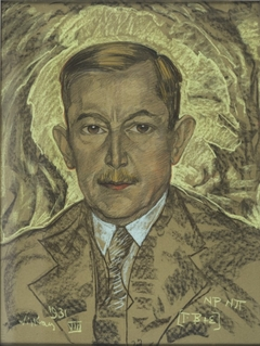 Portrait of Wojciech Korfanty
