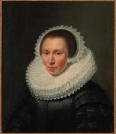 Portret van Anna van Brouchoven