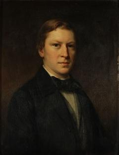 Portret van man uit geslacht Van der Pot