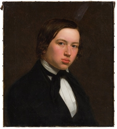 Presumed Self-Portrait