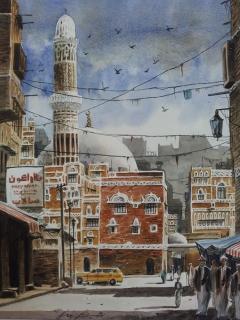 Sana'a City