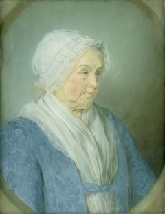 Sara Hinloopen (1689-1775). Echtgenote van Arent van der Waeyen