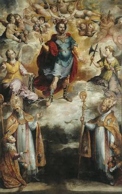 St. Hermenegild's apotheosis