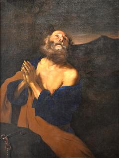 St. Peter Praying