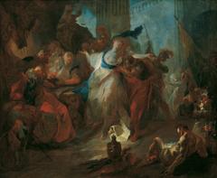 Susanna Before the Judges