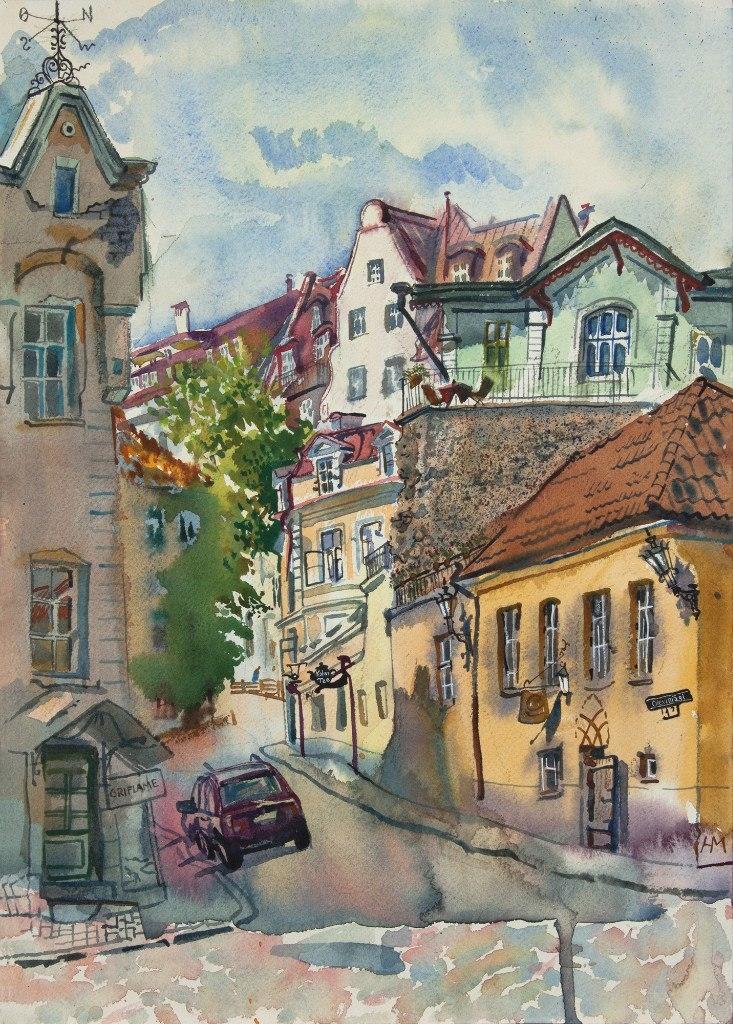 Tallinn morning