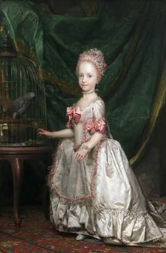 The Archduchess Maria Teresa of Austria
