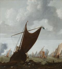 "The Battle of the ""Slaak"", 1633"