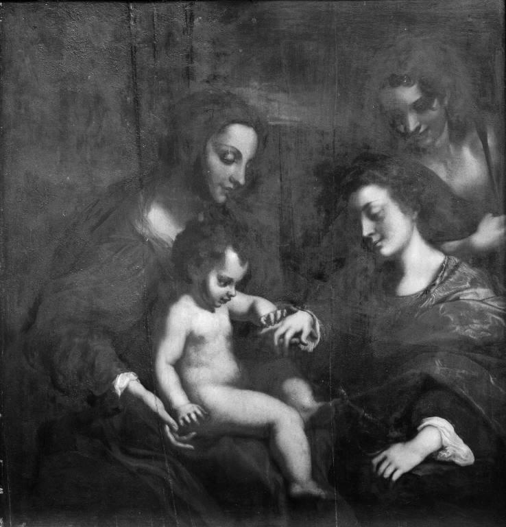 The Betrothal of Saint Catharine