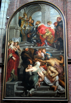 The Conversion of St. Bavo