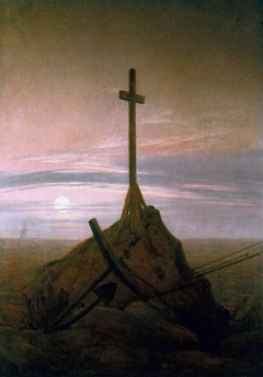 The Cross Beside The Baltic