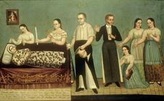 The Death of Bernardina Madrueño